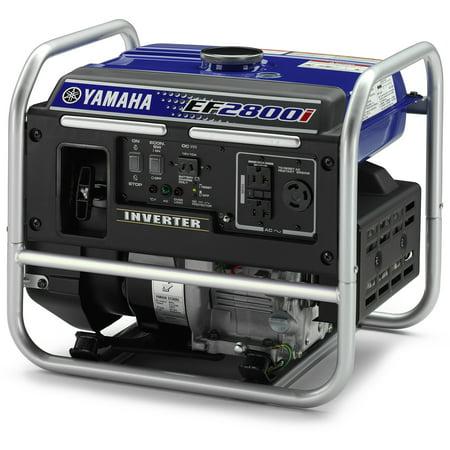 Yamaha EF2800i 2,800 Watt Gas Powered Portable RV Home Inverter Power