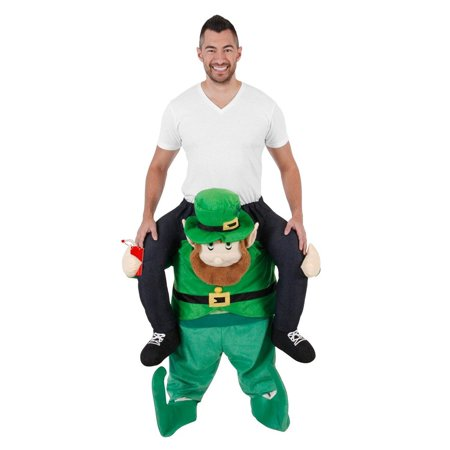 Leprechaun Costume Women (Piggyback Ride On Leprechaun)