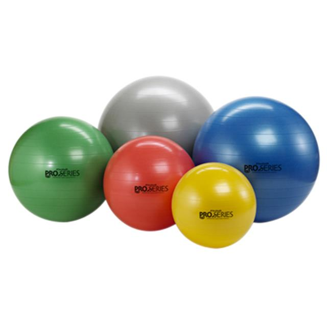 Fabrication Enterprises 30-1884B 29.5 in. Theraband Inflatable Ball - Blue