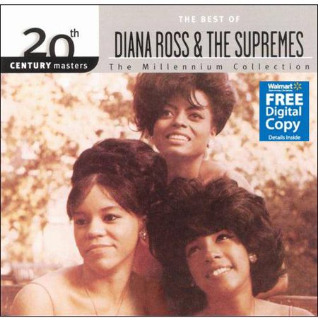 20th Century Masters: Millennium Coll - The Best Of  Diana Ross & The Supremes (Free Digital (Best Digital Music Service)