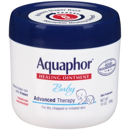 Aquaphor baby advanced therapy healing ointment 14 oz for Best ointment for tattoos aftercare