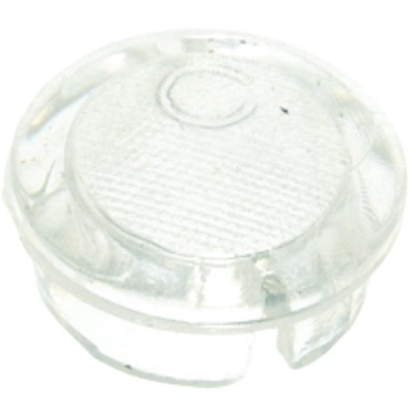 Delta Acrylic Index Button 92-5223C