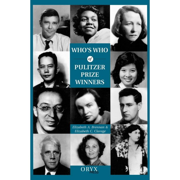 Who's Who of Pulitzer Prize Winners (Hardcover)