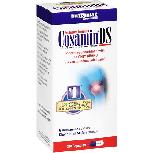 Cosamin Ds Exclusive Formula Joint Health Supplement Capsules - 210 Ea
