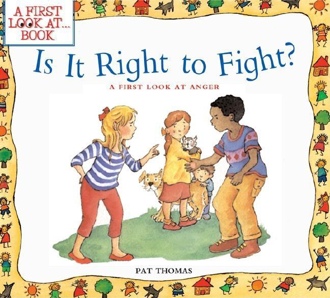 Is It Right to Fight? : A First Look at Anger