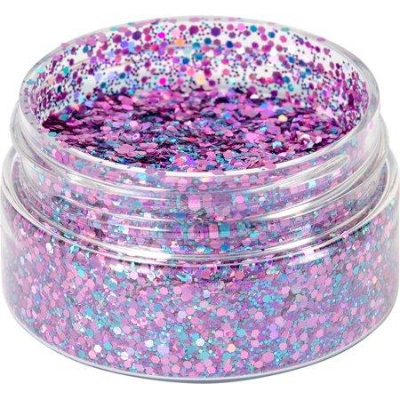 (Cosmic Shimmer Holographic Glitterbitz-Mermaid Purple)