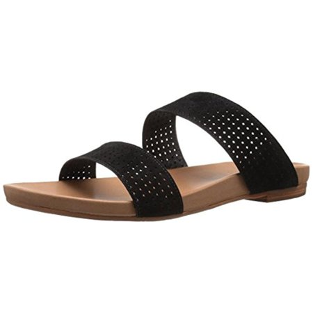 Johnston Murphy Sandals (Johnston & Murphy Womens Jodi Suede Perforated Slide)