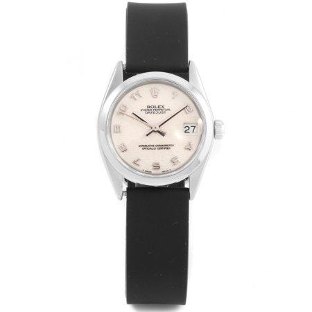 Pre-Owned Rolex Datejust 6824 Steel Women Watch (Certified Authentic & Warranty)