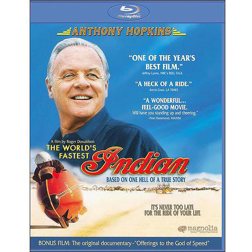 The World's Fastest Indian (Blu-ray) (Widescreen)