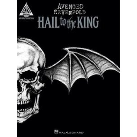Avenged Sevenfold - Hail to the King Songbook -