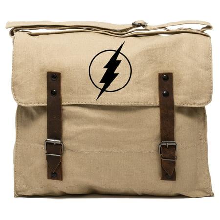 Flash Bag - Flash Comic Superhero Heavyweight Canvas Medic Shoulder Bag