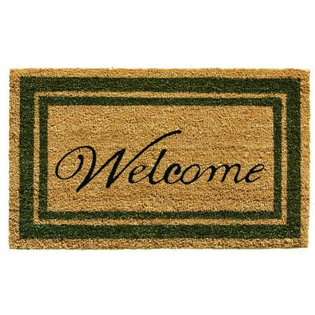 Boston Red Sox Door Mat (Home & More Border Welcome Doormat )