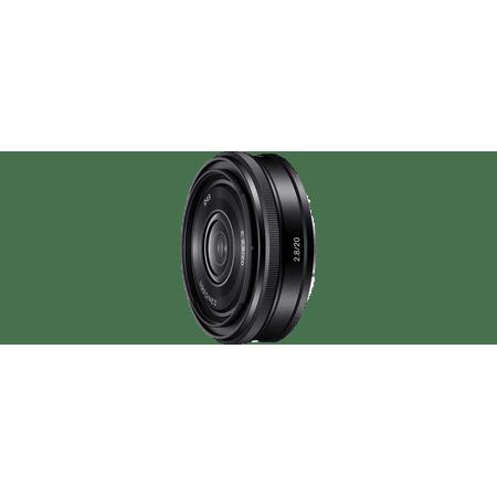 SEL20F28 E 20mm F2.8 E-mount Prime Lens