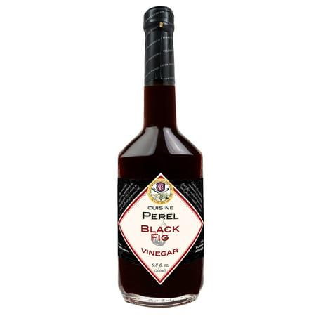 Cuisine Perel Black Fig Vinegar 6.8 Fl. Oz.