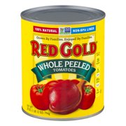 (6 Pack) Red Gold Whole Peeled Tomatoes, 28 Oz