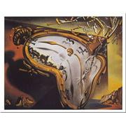 Les Montres Molles by Salvador Dali 16x20 Art Print Poster