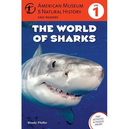 American Museum of Natural History Level 1: The World of Sharks (Paperback) (Museum Of Natural History Halloween Party)