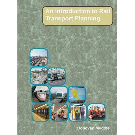Rail Transportation Set - An Introduction to Rail Transport Planning (Hardcover)
