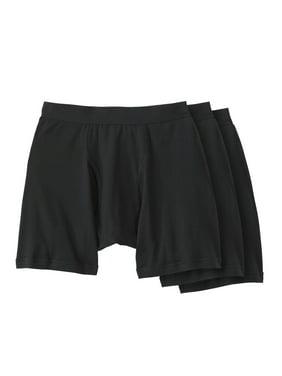 KingSize Men's Big & Tall Cotton Cycle Briefs 3-Pack Underwear
