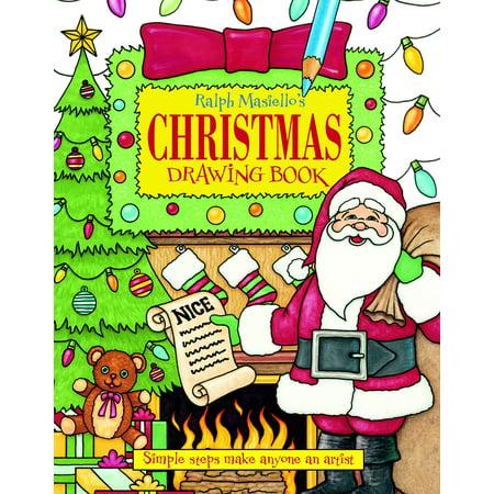 Ralph Masiello's Christmas Drawing Book](Ralphs Holiday Hours)