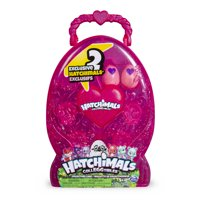 Hatchimals CollEGGtibles, Collector?s Case with 2 Exclusive Hatchimals CollEGGtibles, for Ages 5 and Up