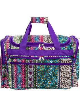 3683067ce165 Weekenders & Duffel Bags - Walmart.com
