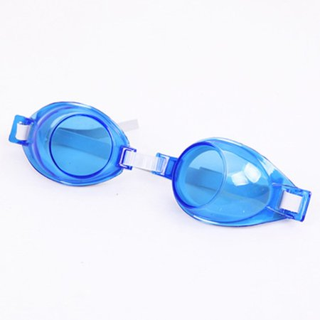 Adjustable Waterproof Anti Fog Cartoon UV Protection Swim Glasses for kid - image 1 of 5