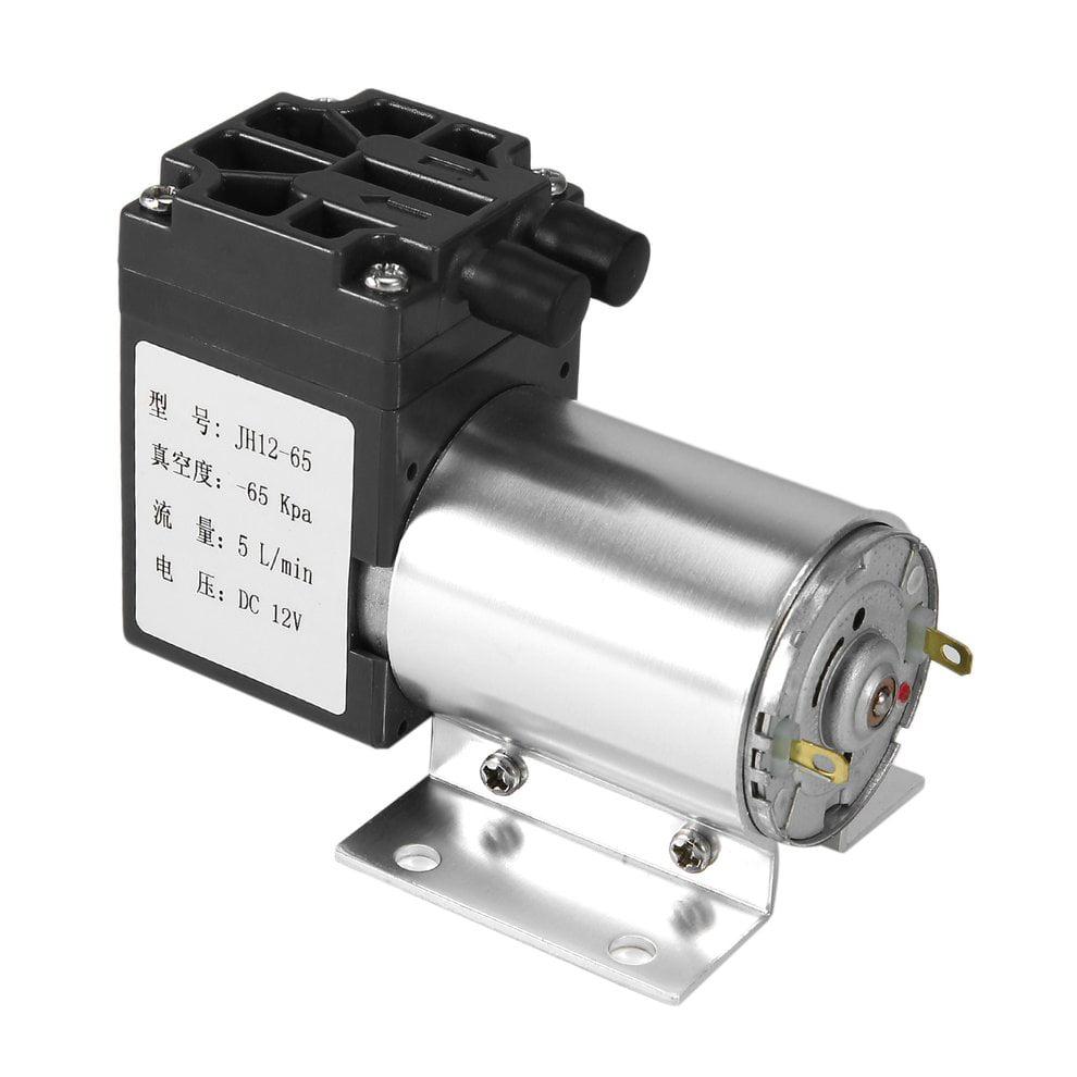 DC 12V Portable Motor Drive Negative Pressure Suction Vacuum Pump 120kpa