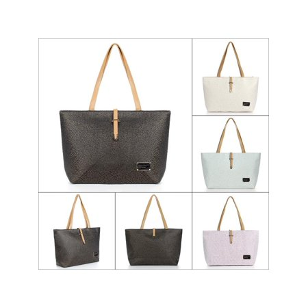 63618335b127 New Women Embossed Hobo Tote Shoulder Messenger Bags Purse Handbags PU  Leather Hot - Walmart.com
