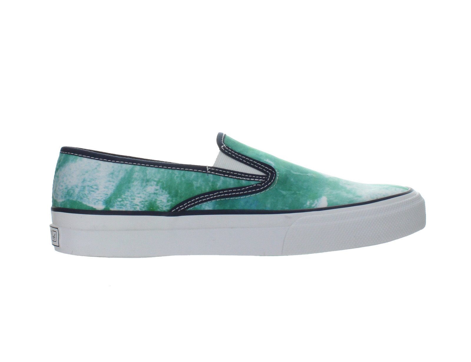 Mens Sperry Cloud CVO S O Gray Malin Turquoise STS12046 by