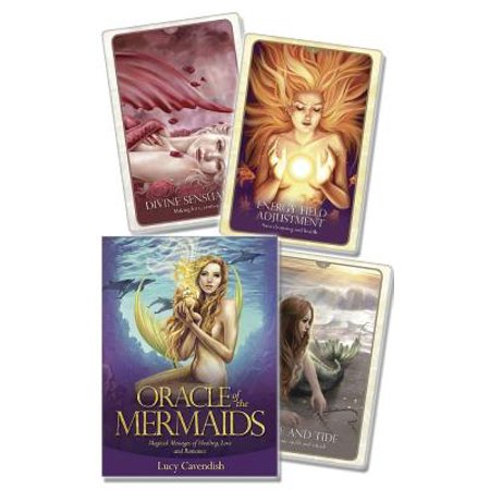 Oracle of the Mermaids (Selina Fenech Fairies)