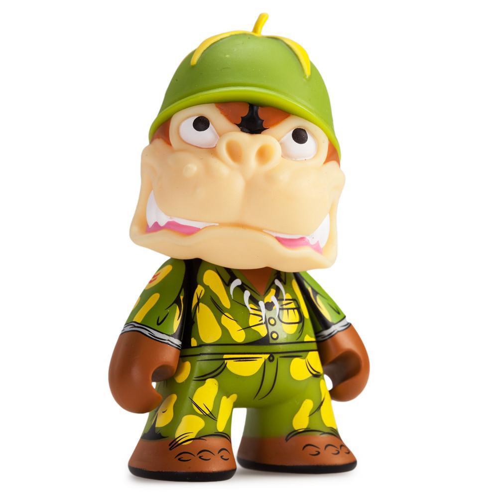 Teenage Mutant Ninja Turtles Shell Shock Sergeant Bananas Mystery Minifigure [No Packaging]