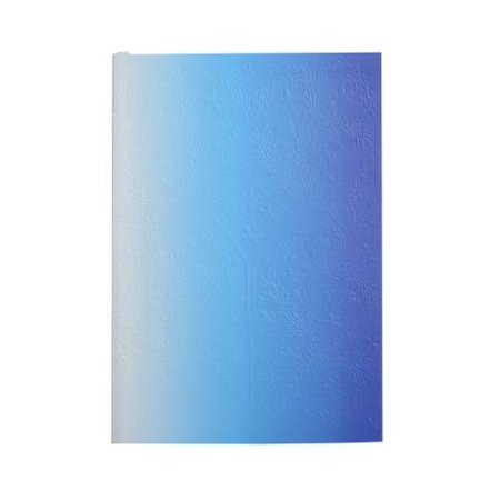 NEON BLUE A5 OMBRE PASEO NOTEBOOK (Ombre Blue)