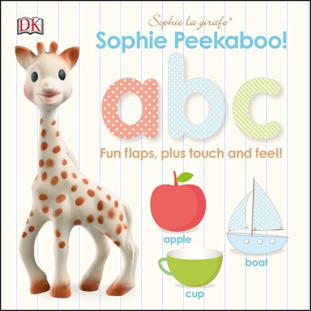 Sophie Peekaboo a B C Fun Flaps Plus Tou (Board (The Best Of Sophie B Hawkins)