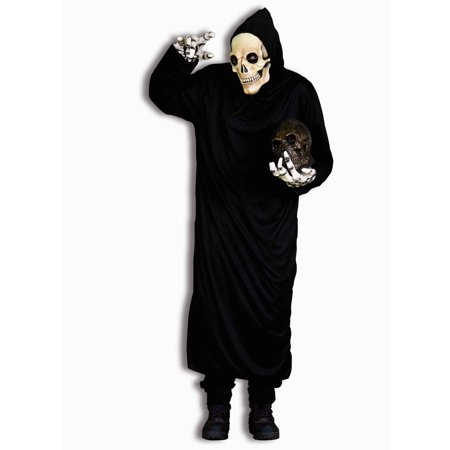 Adult Costume Black Robe - image 1 de 1