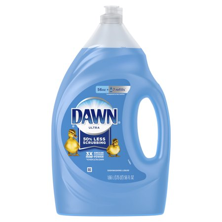 Dish Soap Original Scent, 56 Fl Oz