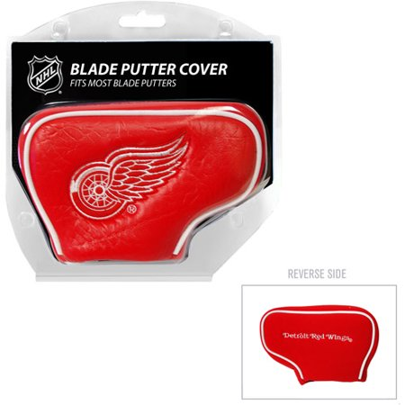 Tomas Holmstrom Detroit Red Wings - Team Golf NHL Detroit Red Wings Golf Blade Putter Cover
