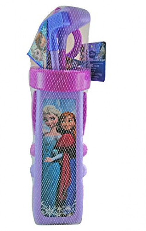 Disney Frozen Golf Caddy Cart Toy Set by What Kids Want