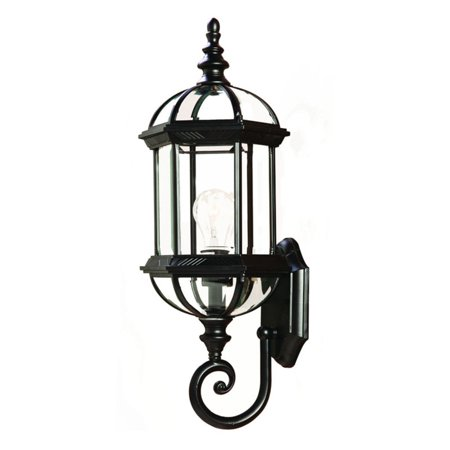 Light Outdoor Wall Mount Candelabra (Acclaim Lighting Dover 1 Light Outdoor Wall Mount Light Fixture)