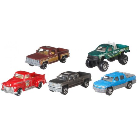 Matchbox GM 100th Anniversary 5-Car Collection Pack