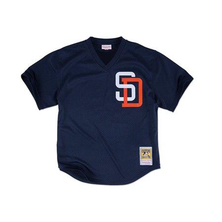 Tony Gwynn San Diego Padres Mitchell & Ness Authentic 1996 BP Jersey by