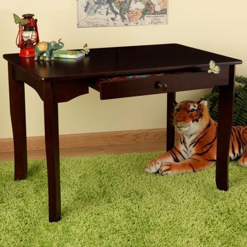 KidKraft Espresso Avalon Table - Create Your Own Set! - 26650