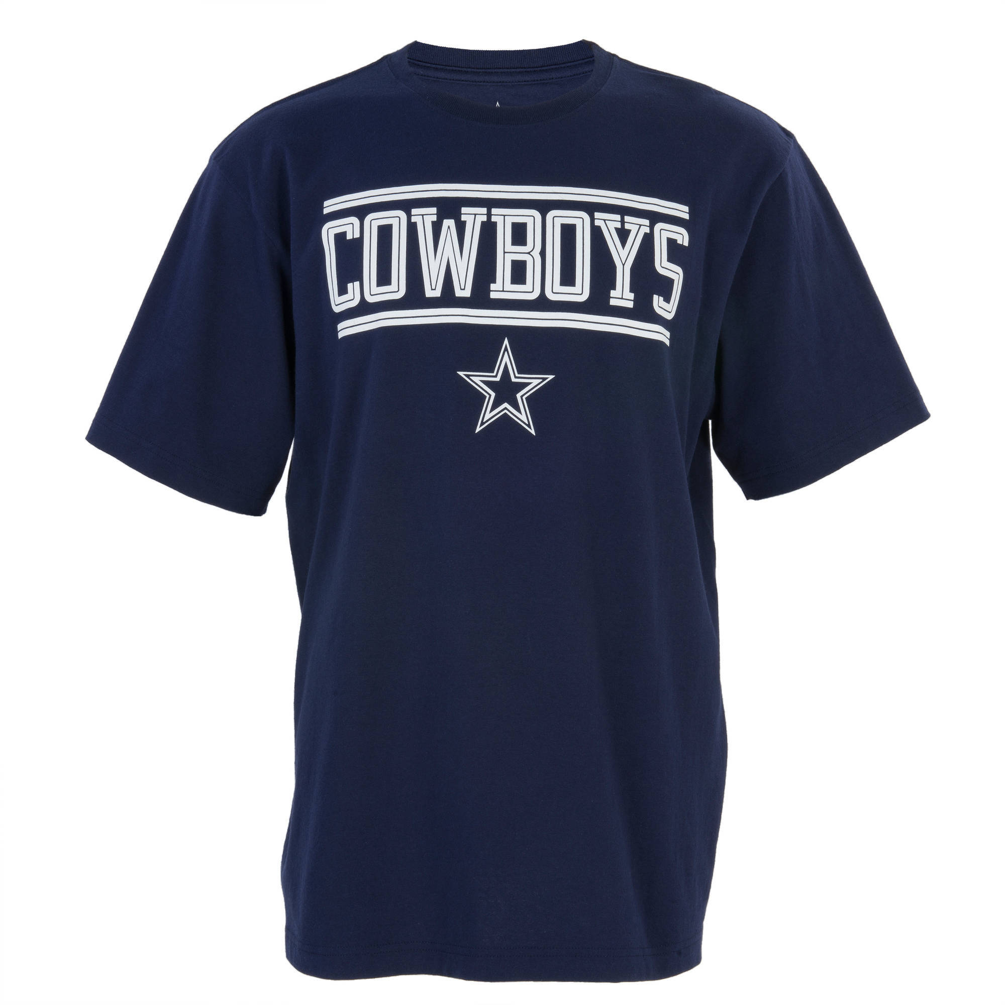 NFL Dallas Cowboys Men's Crossline Graphic Tee