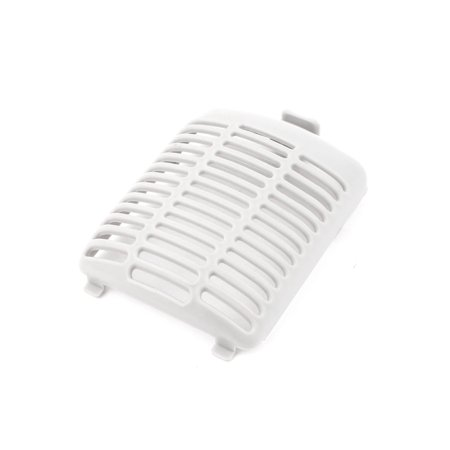 """Gray Plastic Mesh Garbage Lint Filter Net 4"""" x 3"""" for Midea Washing Machine - image 2 of 3"""