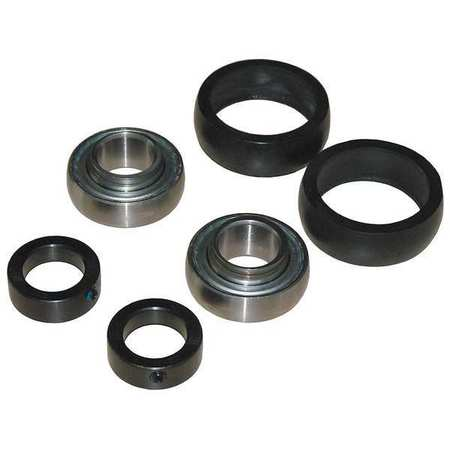 Bearing Kit,Self Aligning,3/4 In Dia,Pk2 ZORO SELECT 5VZU4