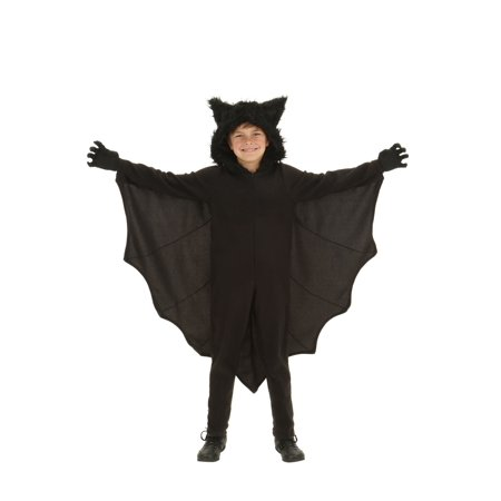 Child Fleece Bat Costume - Bat Costume Kids