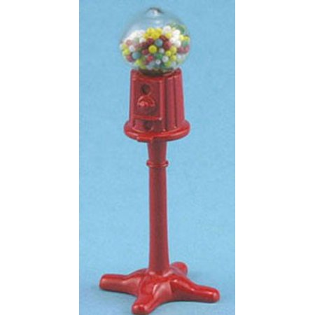 Dollhouse Standing Gumball Machine