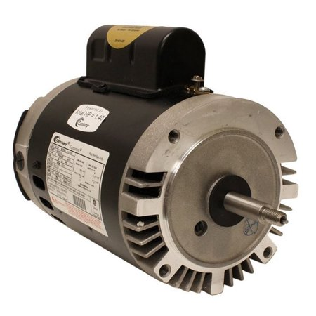 A.O. Smith Century B128 Full Rate 1 HP 3,450 RPM C-Face 1 Speed Pool Pump Motor