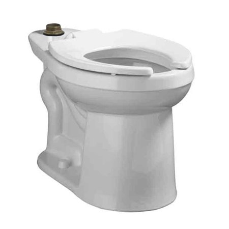 (American Standard Afwall Toilet Bowl 3641.001.020 White)