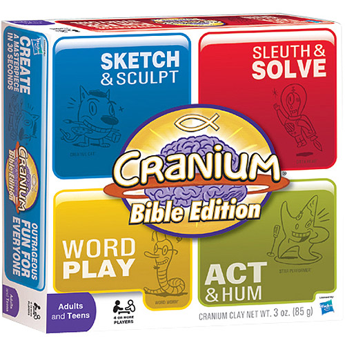 Cactus Games Cranium Bible Edition Game